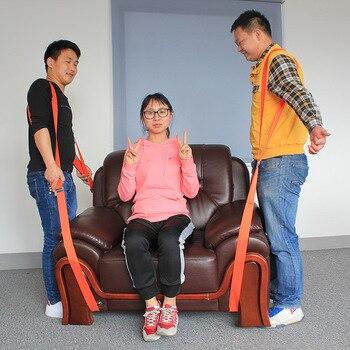 Sangle mobile pour meubles de levage 4 en 1 sangle mobile pour maison avant-bras chariot élévateur sangle mobile de levage