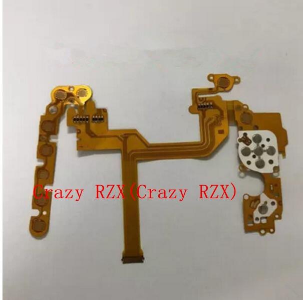 Original Rear Cover Key Board LCD PCB Flex Cable For Nikon D750 SLR Camera Repair Part|Camera Flex Cables| |  - title=
