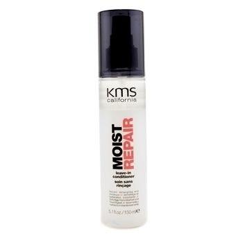 KMS California 138588 150 ml Moist Repair Leave-In Conditioner - Instant Detangling & Moisture famous names lumos instant impact bottom coat 15 ml