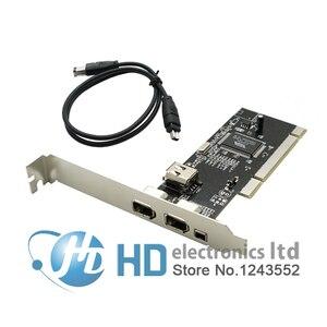 4 Ports Firewire IEEE 1394 4/6
