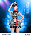 Jazz feminino trajes moda definir DJ cantor DS bodysuit traje de lantejoulas stage dancer desempenho estrelas sexy boate bar
