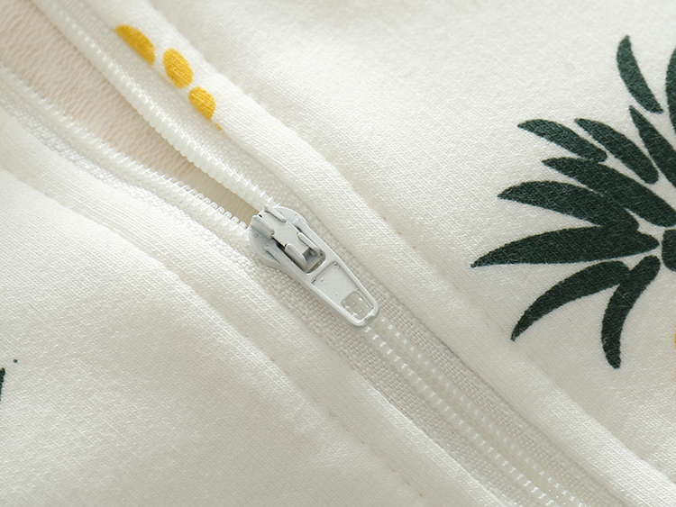 Cotton-Pineapple-Printed-ChildrenS-Clothing-Hooded-Sweatershirt-3-Months-2-Year-2