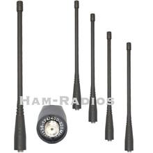 5PCS Original BAOFENG UV-5R Dual Band 136-174&400-520MHz walkie talkie ANTENNA SMA-F For BAOFENG UV-5R 5RA 5RB 5RC 5RD 5RE