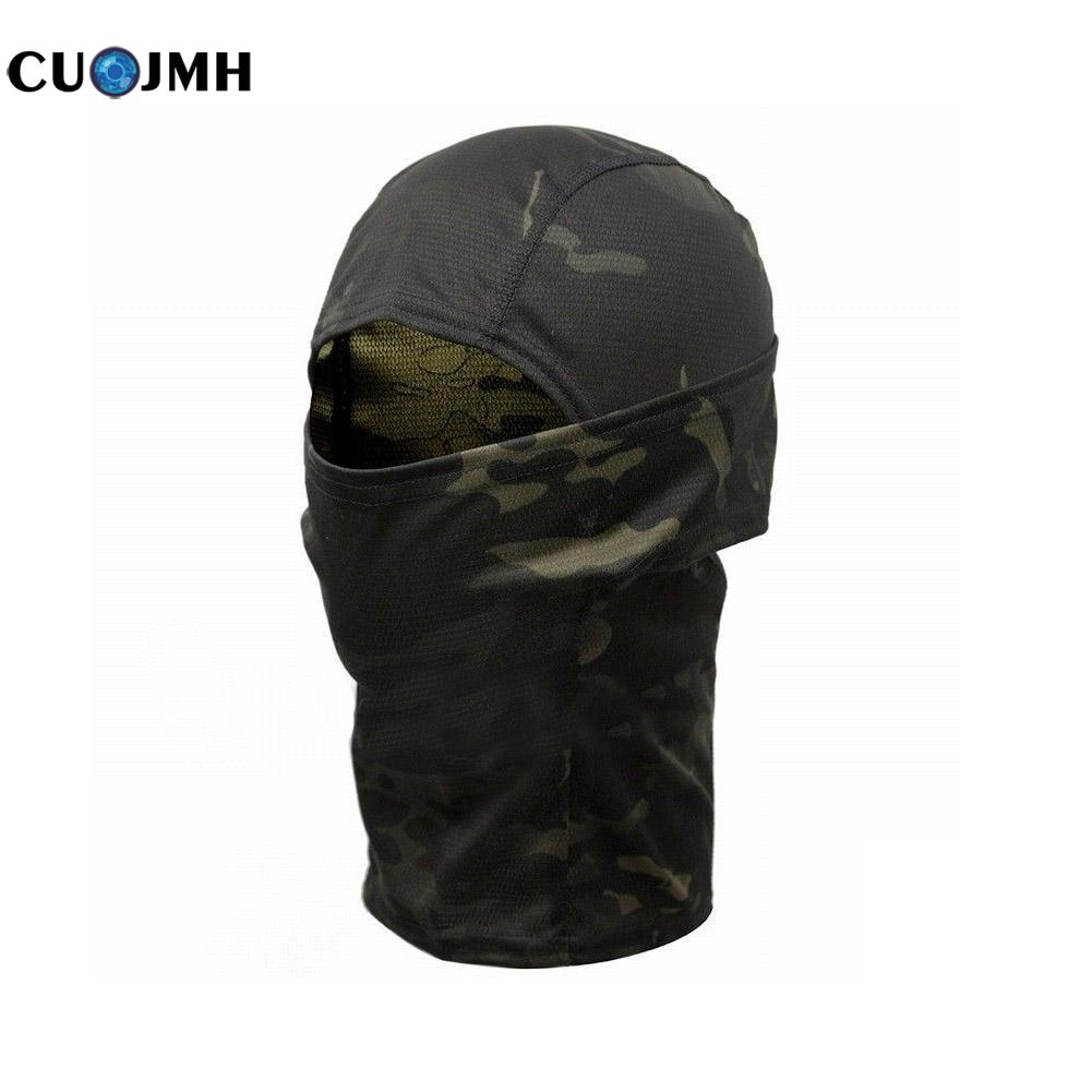 1 Pcs Camouflage Tactical Headset Outdoor Sunscreen Hurricane Lamp Pretend Camouflage Facial Protection Polyester Mask1 Pcs Camouflage Tactical Headset Outdoor Sunscreen Hurricane Lamp Pretend Camouflage Facial Protection Polyester Mask