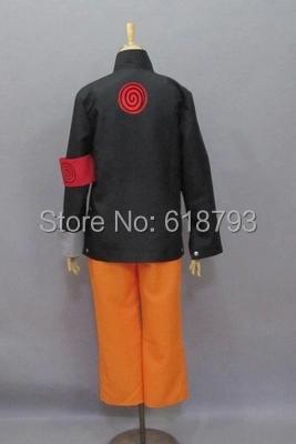 Naruto Full set Uzumaki Costumes
