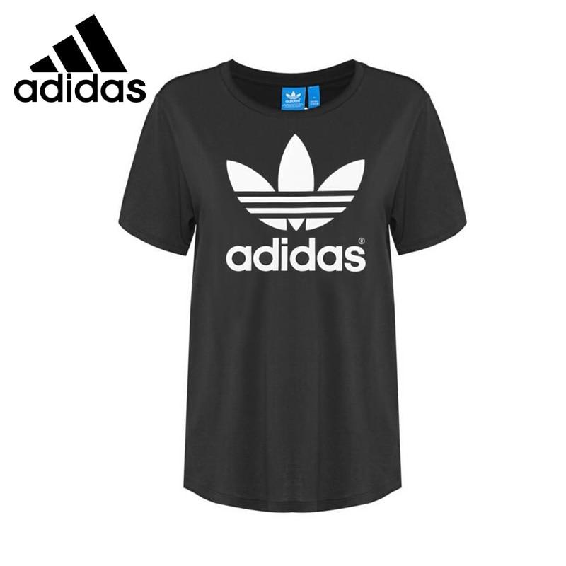 Original New Arrival 2017 Adidas Originals BF TREFOIL TEE Women's T-shirts short sleeve Sportswear original new arrival adidas rs ss tee m men s t shirts short sleeve sportswear