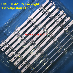 Image 1 - 100% Original New LED backlight strip bar for LG LC420DUE 42LB3910 INNOTEK DRT 3.0 42 inch A B 6916L 1709A 6916L 1710A 42LF550V