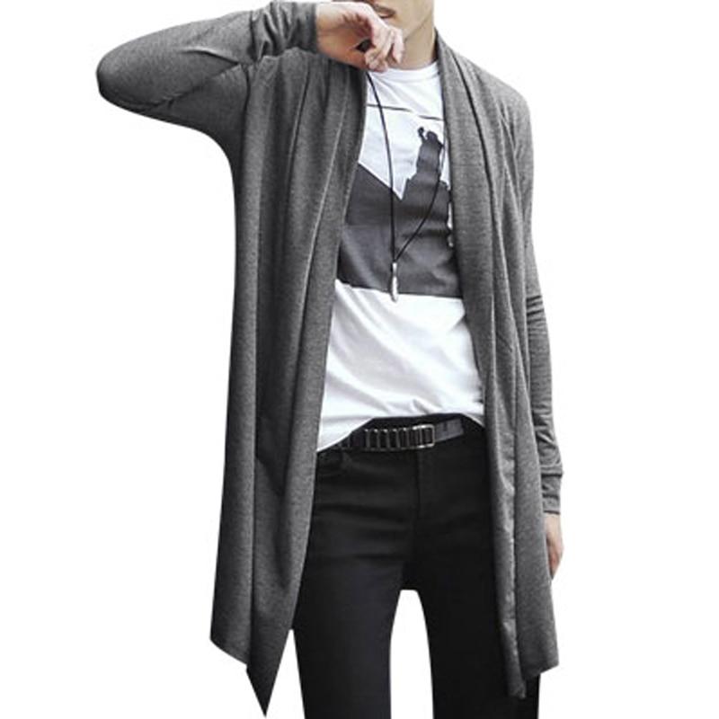 Online Get Cheap Long Hoodie Men Shawl -Aliexpress.com | Alibaba Group