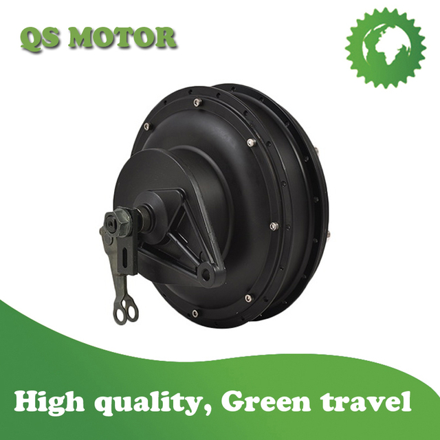 Free Shipping QS 205 50H V3 Electric Motorcycle Spoke Hub Motor Rated 3000W