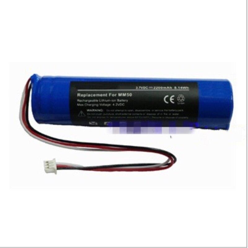 Batería Fghgh 2200 Mah Para Altavoz De Batería Logitech Mm50 Nta2335