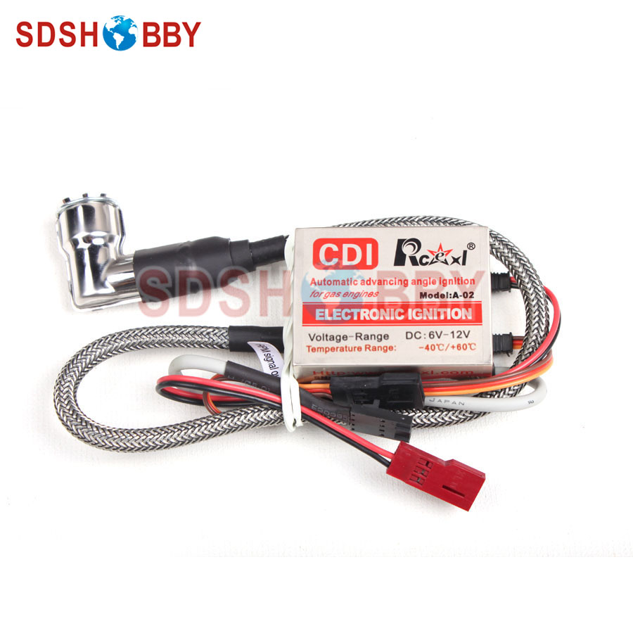 Rcexl Single Ignition for CM6 10mm 90 Degree A 02 6V 12V 622a for Germany 3W