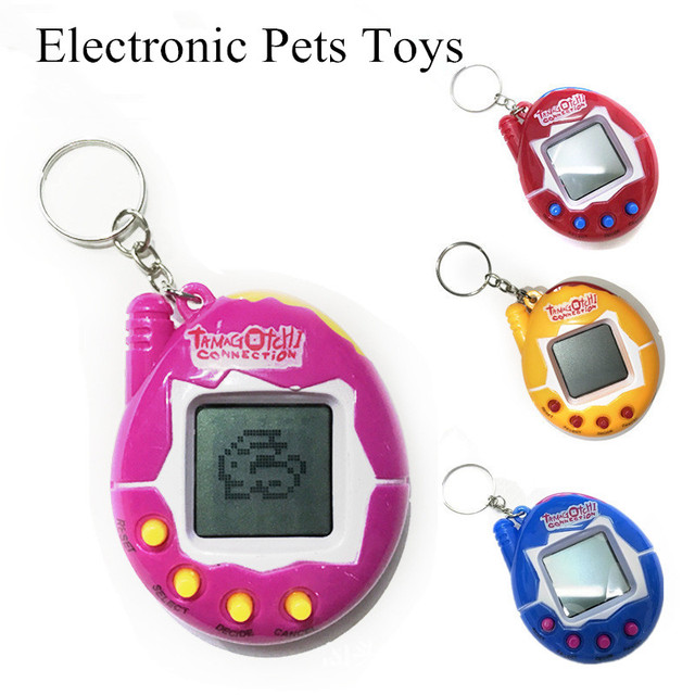 Funny Electronic Pets Toys 90S Nostalgic 49 Pets in One Virtual Cyber Pet Toy children birthday gift