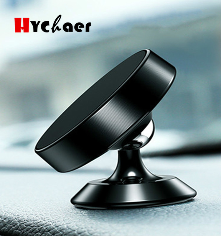Best Car Phone Holder Magnetic Stand for iPhone X Xs Max XR 8 Samsung S9 Cellphone Magnet Mount 360 Rotation Holder in Car