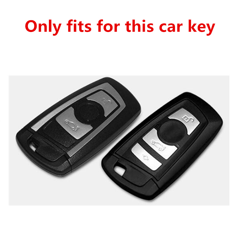 Image 2 - Car Key Case Cover for BMW 520 525 f30 f10 F18 118i 320i 1 3 5 7 Series X3 X4 M3 M4 M5 Car Styling Soft TPU Protection Key Shell-in Key Case for Car from Automobiles & Motorcycles