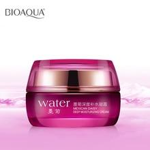 BIOAQUA Face Daisy Deep Moisturizing Cream Gel Plants Essence Anti Acne Whitening Night Cream Facial Skin Care