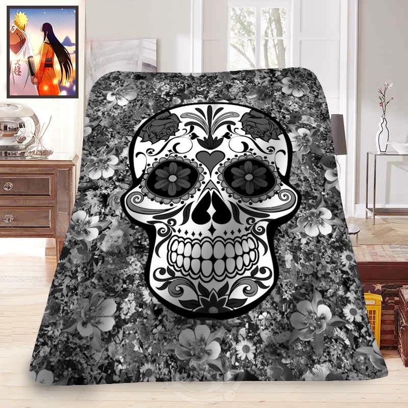 Popular Skull Fleece Fabric Buy Cheap Skull Fleece Fabric