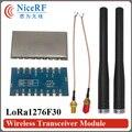 2 unids/lote Lora1276F30 1 W 868 MHz Módulo RF Inalámbrico | 6-8 km de Larga Distancia y Alta Sensibilidad (-120 dBm)