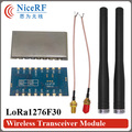 2pcs/lot  Lora1276F30 1W 868MHz  Wireless RF Module |6-8km Long Distance and High Sensitivity (-120 dBm)