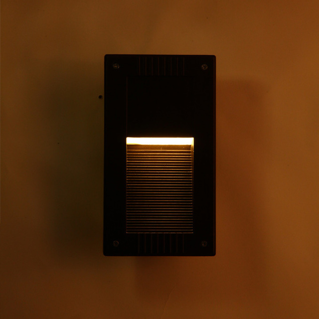 Recessed Wall Lighting Fixtures | Lighting Ideas