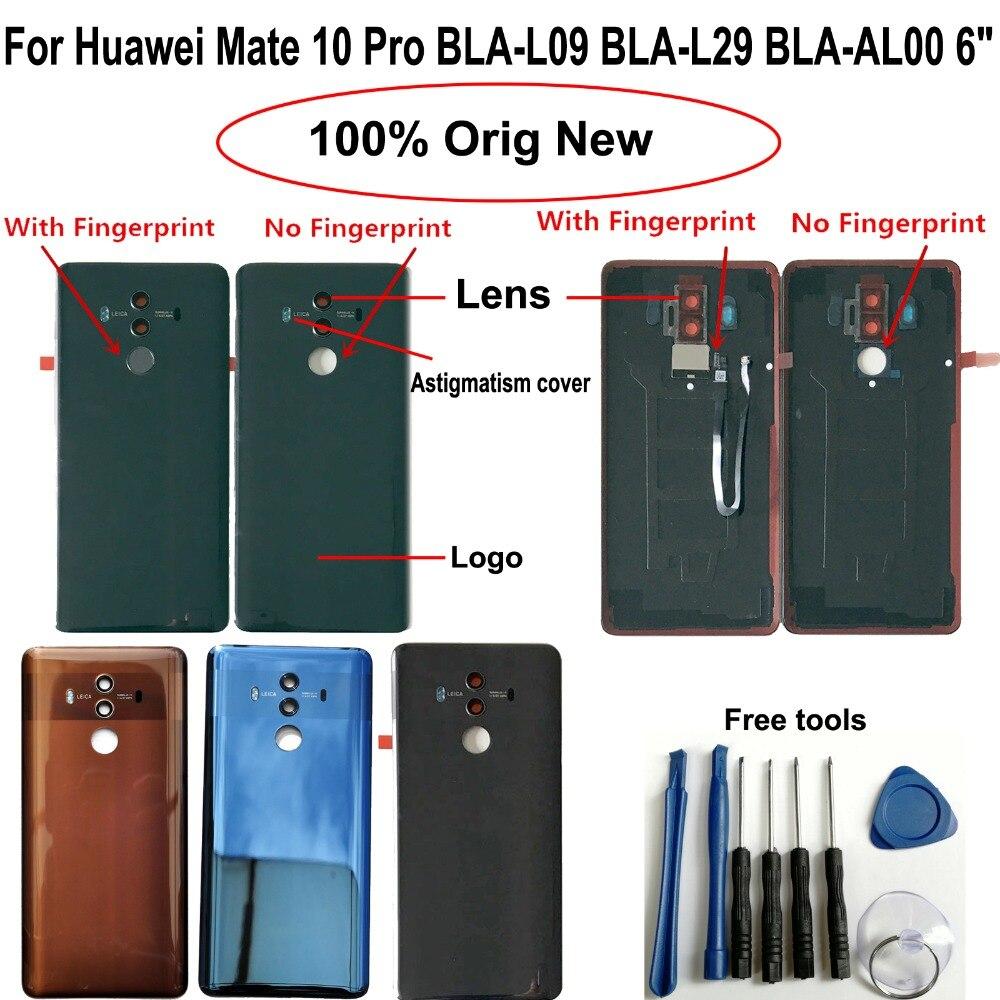 100% Orig New For Huawei Mate 10 Pro BLA-L09 BLA-L29 BLA-AL00 6