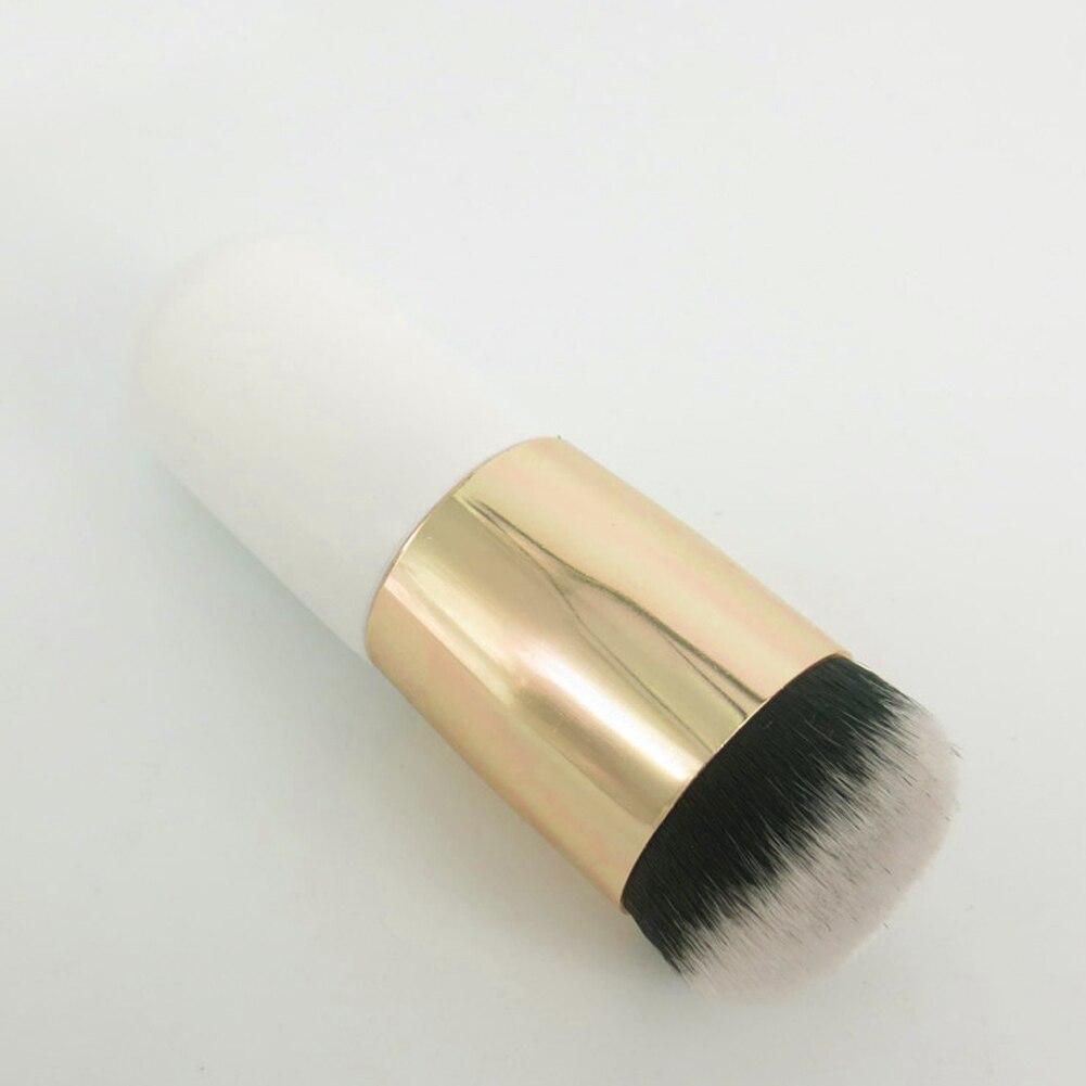 1 шт. два цвета модели взрыва пухлые pier фундамент кисть плоская крем Кисточки для макияжа Профессиональная Косметика Make-up brush