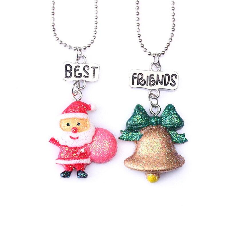 Family Merry Christmas Gift Santa Claus Christmas Bell ...