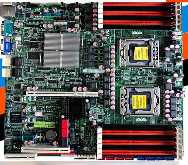 Z8NR-D12 1366 X58 Server Board X5650 Motherboard