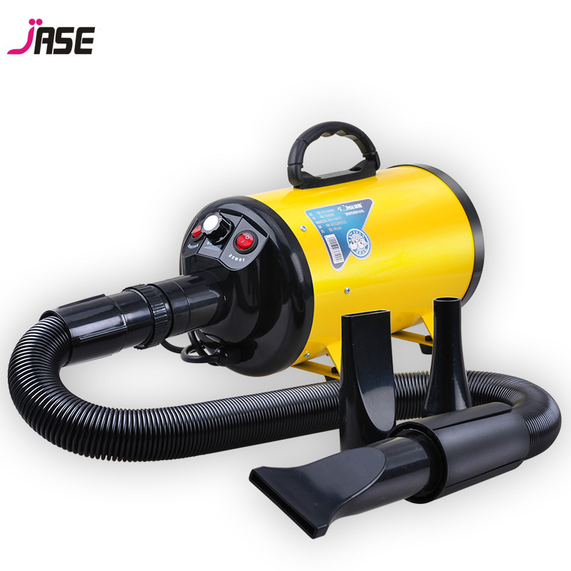 Dog Bathing Water Blower High Power Pet Hair Blower Machine Low Noise Pet Dryer Top Quality Infinitely Variable Speed Hair Dryer free shipping new version bs 2400 2200w low noise per dryer pet blower with eu plug dog cat variable speed dryer pet grooming
