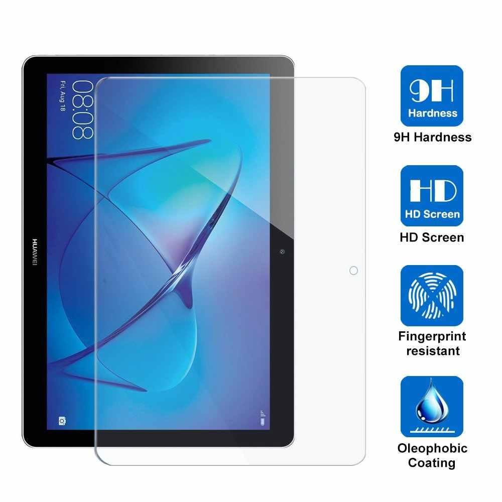 2 قطع واقي للشاشة الزجاج المقسى لهواوي MediaPadT3 7.0 8.0 9.6 10 بوصة الشرف AGS-L09 AGS-W09 BG2-U01 الزجاج المقسى