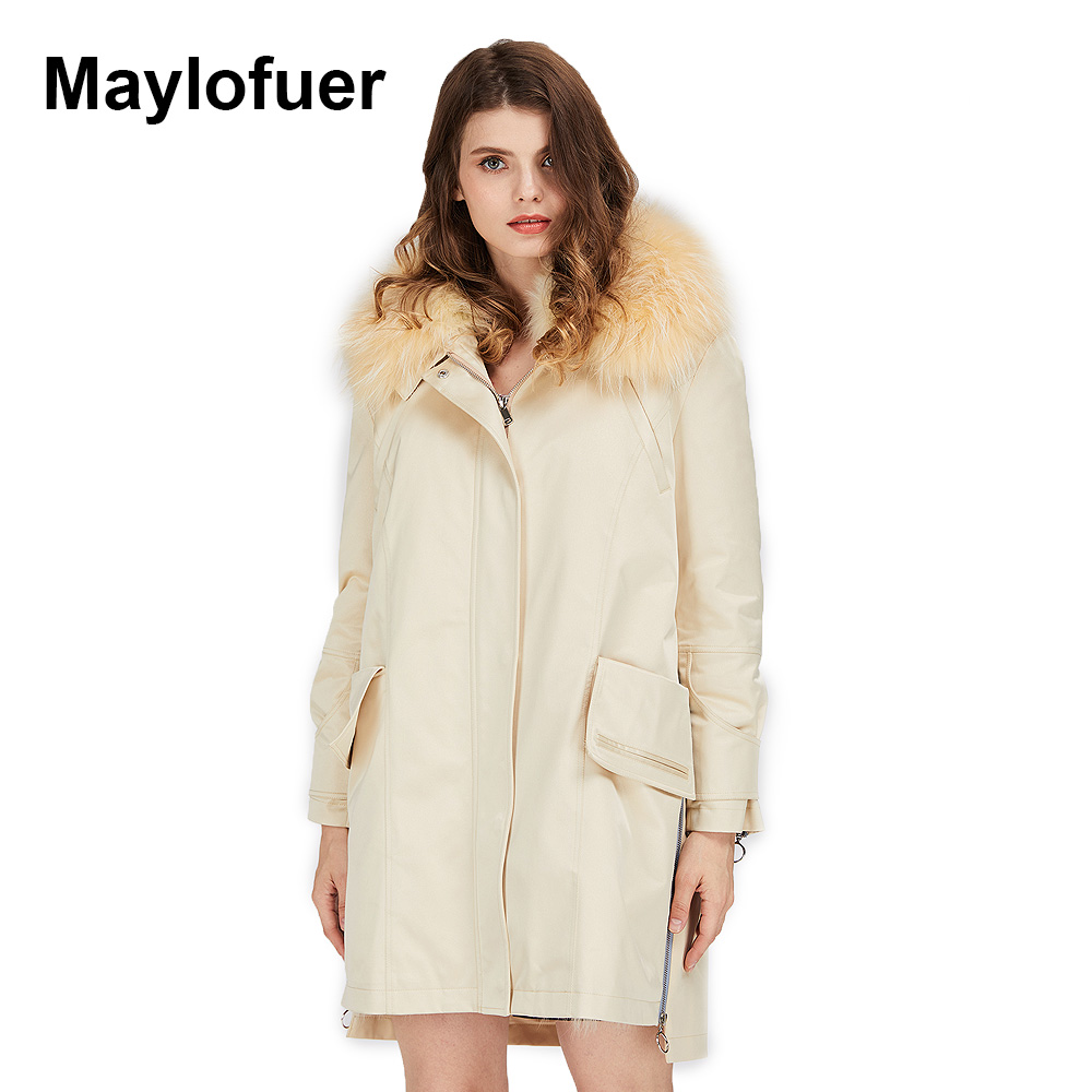 Vestes En Doublure Fourrure Nouveau Big The Collier De Capuchon Parka Renard Manteau As Manteaux as Laveur Maylofuer Photo Amovible Real Femmes À Photo Raton xaUWRZRn