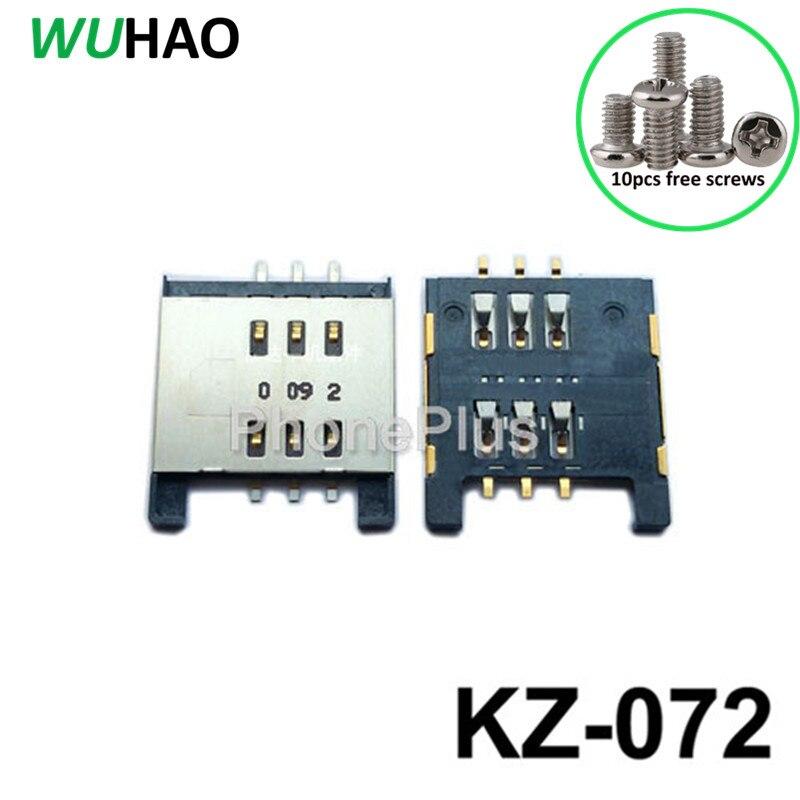 Для Motorola Photon 4 г MB855 Atrix 4 г MB860 ME860 ATRIX 2 MB865 ME865 sim-карта лоток socket слот разъем Ремонт Часть ...