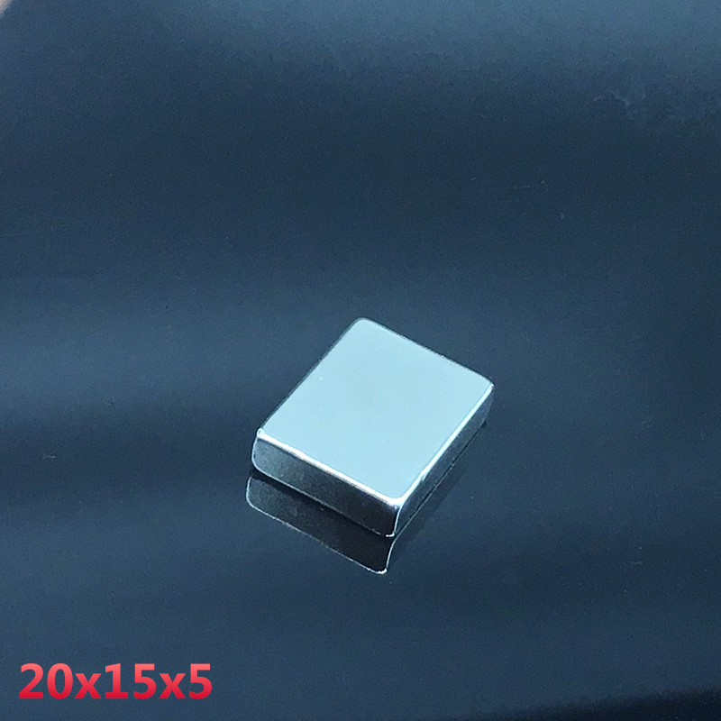 Wholesale 30x20x5mm Countersunk 5mm neodymium strong block rare earth magnets