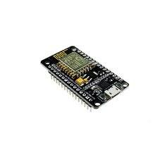 10 adet kablosuz modülü NodeMcu Lua WIFI şeylerin Internet kalkınma kurulu tabanlı ESP8266 anten ile USB bağlantı noktası düğüm MCU