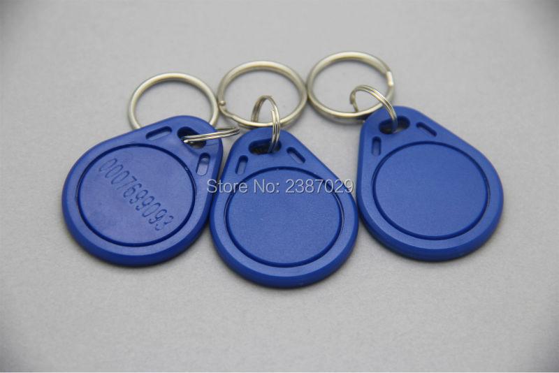 Waterproof Proximity Read and Write 13.56MHZ RFID NFC Tag 1K Keyfob NTAG210 Smart NFC Chip Ring 200pcs/lot turck proximity switch bi2 g12sk an6x