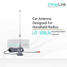 Baofeng Walkie Talkie Gain Antenne UT-108UV SMA-F Dual Band Voor Draagbare Cb Radio Baofeng UV-9R UV-5R UV-5RE BF-888S UV5RE UV82(China)