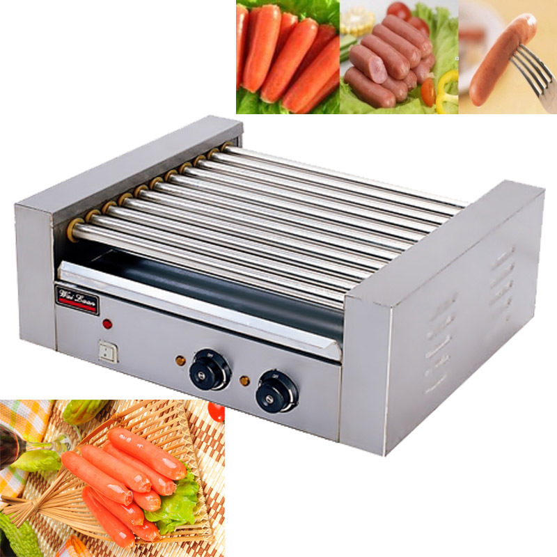 Free shipping 220V available 100% perfect Electric tree shape French Muffin hot dog machine Lolly Waffle maker