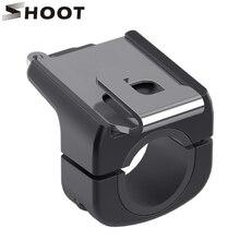 Снимать 21-25 мм Диаметр трубки держатель для GoPro Wi-Fi Дистанционное управление Go Pro монопод отдаленных пряжки для GoPro hero 5 Аксессуары