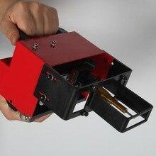 Портативная маркировочная машина для vin-кода пневматическая точечная маркировочная машина(100*20 мм) номер шасси 220 В