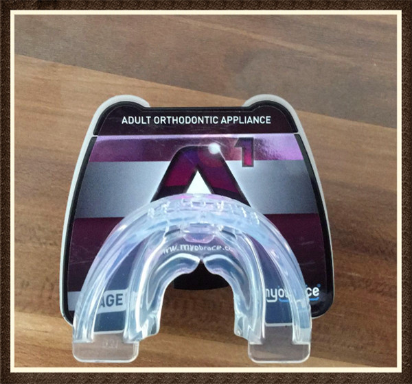 A1 Orthodontic Teeth Trainer Appliance /MRC Dental Orthodontic Brace A1/Myobrace Aligns Teeth Appliance A1