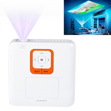 2015 100Lumens Dual Core Android 4.2 WiFi Bluetooth Smart 1080P HD LCD Home theater TV LED Projector Projektor Video OTG USB