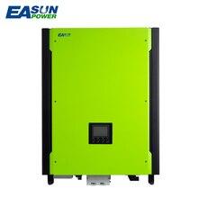 10KW Hybrid Solar Inverter EASUNPOWER 48V 380V Grid Tie Inverter 14850W MPPT Inverter Pure Sine Wave Inverter 40A AC Charger