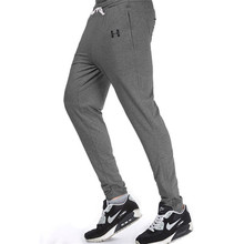 Фотография Autumn Winter Sweatpants Mens Track Pants Straight Casual Streetwear Mens Pants 2017 New Fashion Breathable Men Jogger PantsCK60