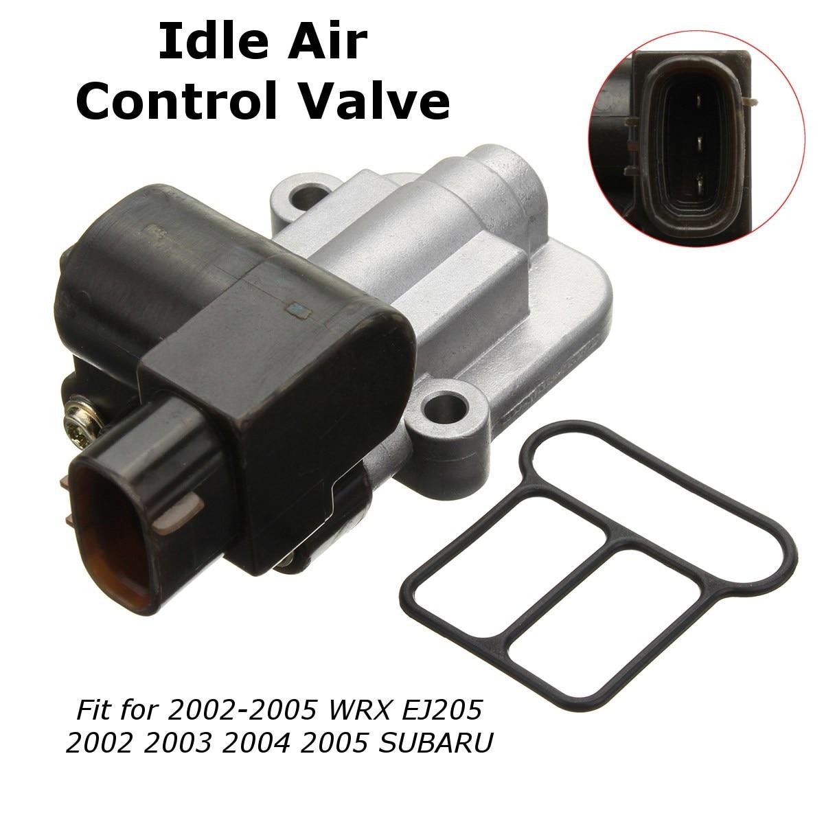 Idle Air Control Valve IACV IAC 22650AA181 For Subaru 2002-2005 WRX 2.0 EJ205Idle Air Control Valve IACV IAC 22650AA181 For Subaru 2002-2005 WRX 2.0 EJ205