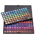168 Colores kyshadow Shimmer Mate Paleta Sombra de ojos Maquillaje Set de maquillaje de Sombra de Ojos Colorete Maquillaje Cosmético de la Gama Kit