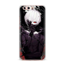 Tokyo Ghoul Phone Cases For Huawei P8 9 10 Lite 2017 Honor 6x 8 V8 V9 V10 Mate 7 8 9 10 Pro Nova Plus 2