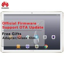 "Official Firmware Huawei Mediapad M5 10.8""Android 8.0 Kirin960s Octa Core 4GB RAM 32G/64G/128G ROM 2K 2560x1600 Fingerprint"