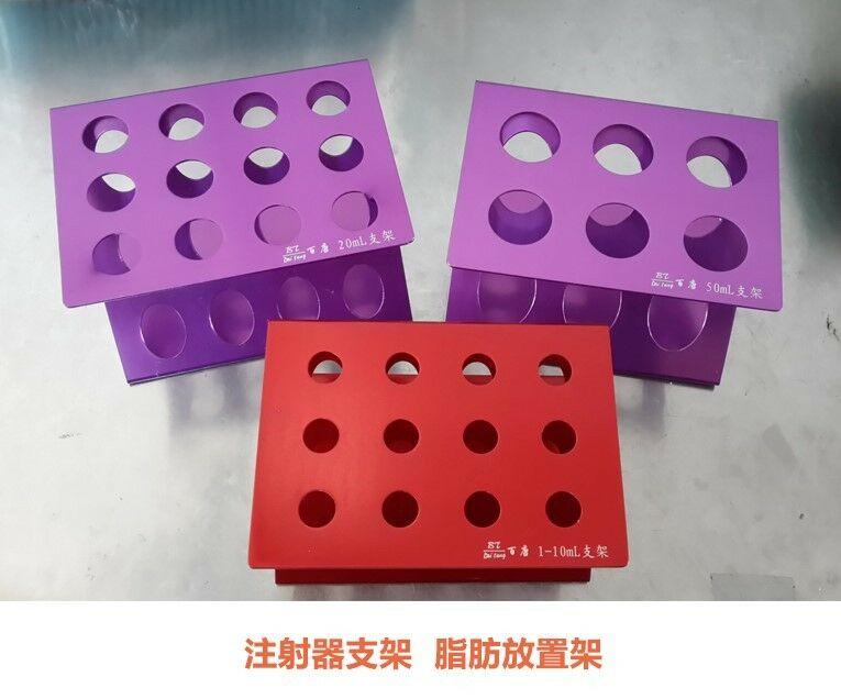 Foldable Autoclavable Syringe Racks Display Racks