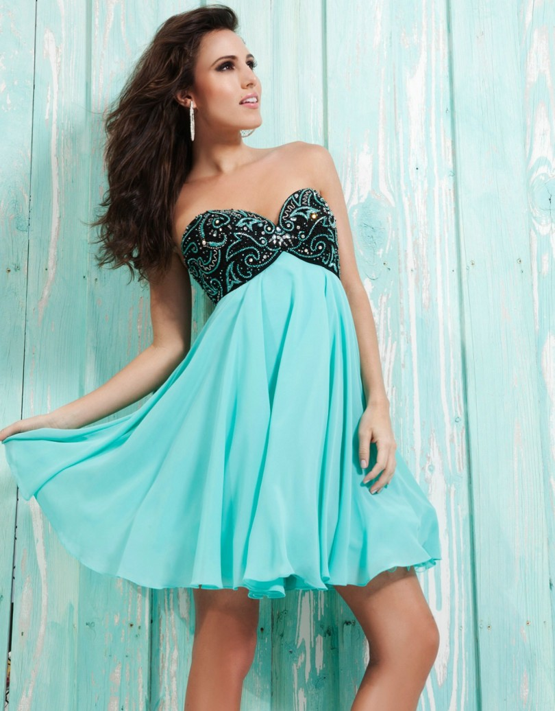 Amazing Inexpensive Party Dresses Image Collection - All Wedding ...