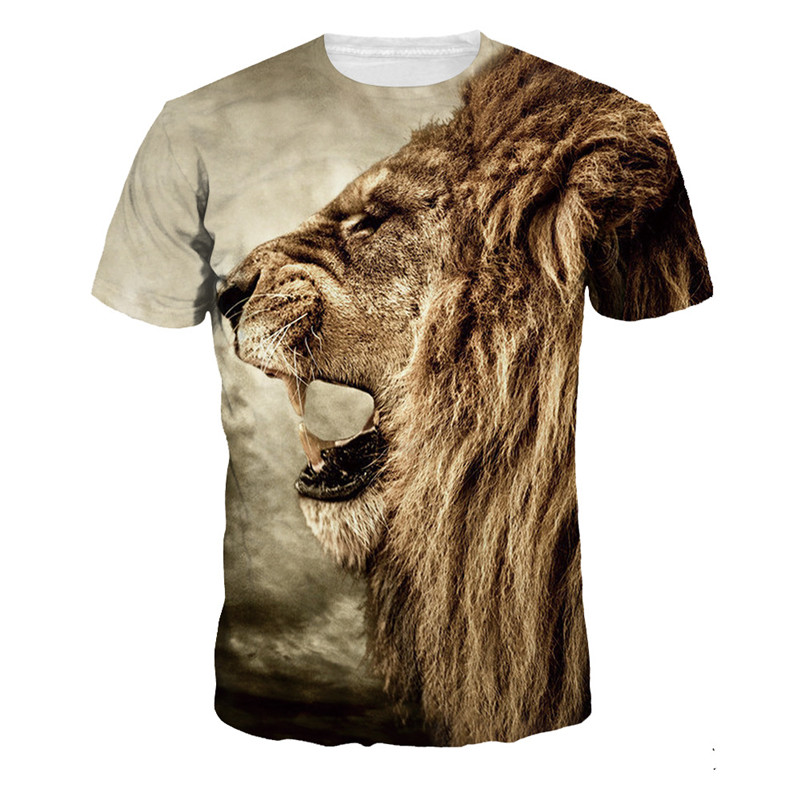 Online buy wholesale tee shirt from china tee shirt for Wildlife t shirts wholesale