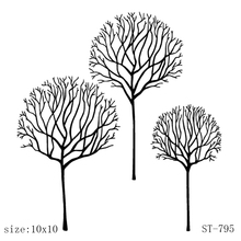 Tree shrew Transparent Silicone Stamp for DIY Scrapbooking/Photo Album Decorative Card Making Clear Stamps Supplies